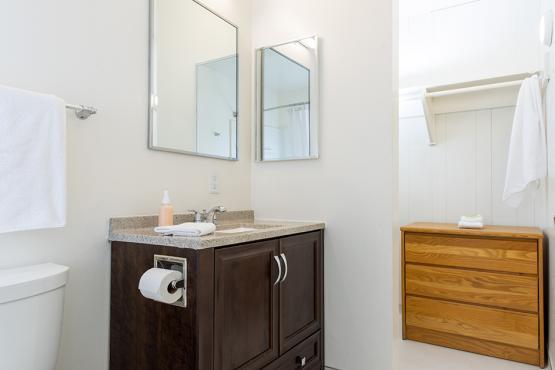 Campus Apartments Bathroom