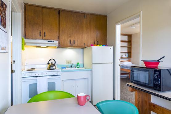 Campus Apartments Kitchen