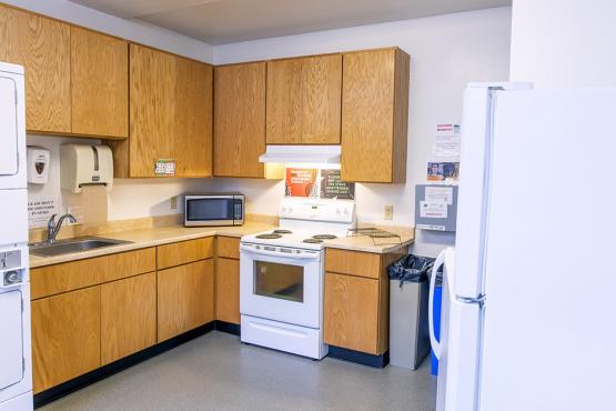 Canyon Common Area Kitchen