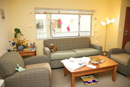 College Creek Living Room