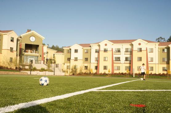 College Creek Soccer Field
