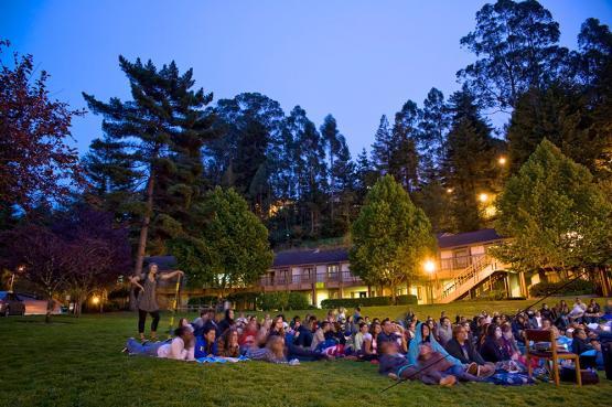 Movie Night - Cypress Lawn