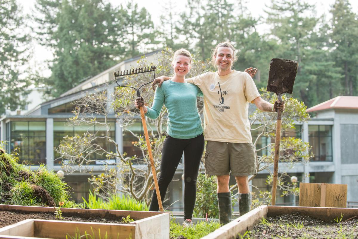 Housing Community Garden