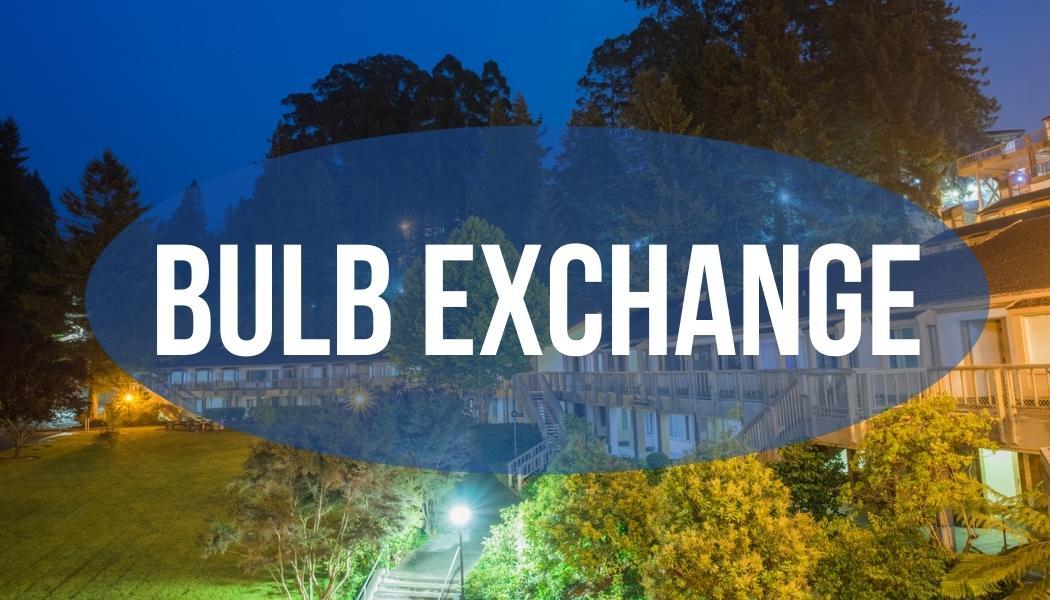 Bulb Exchange
